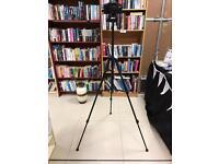 PANAMAX XR 8000 Camera & VIVITAR TRI-POD