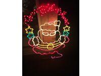 Santa Christmas Light For Sale