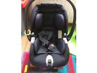 Mamas and papas isofix base and car seat
