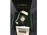 Barbour ladies Watch was £165 Sell £85. As New