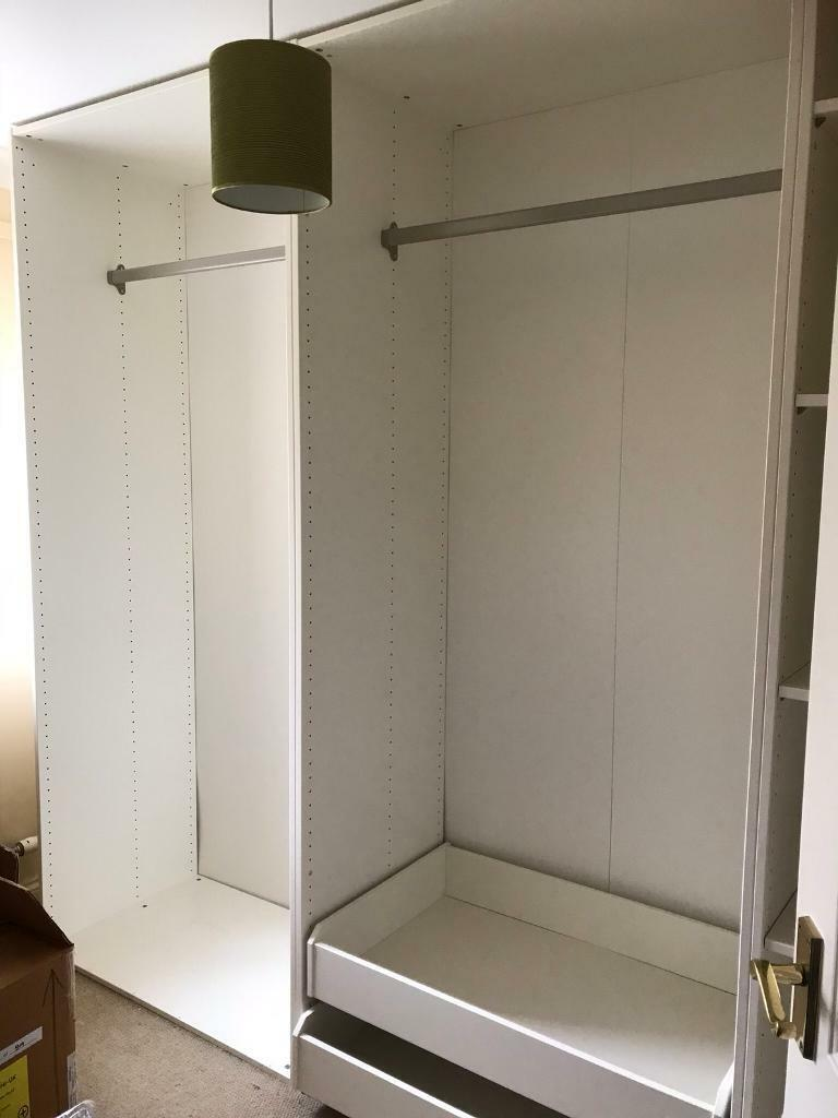 Ikea Pax Open Wardrobes Collection Only In Needham