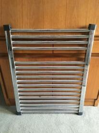 Chrome radiator