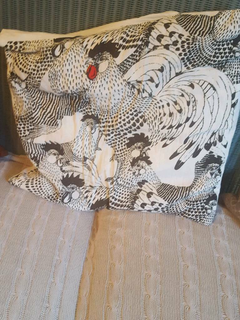 Cushion from shop that is now Fig