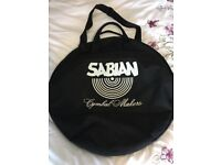 "Brand new sabian 22 "" cymbal bag"