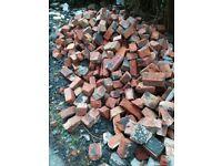 Free rubble and broken bricks!!