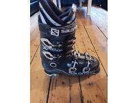 Salomon X Pro 100 Ski Boots Size 28