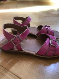 Beautiful Pink Sandals