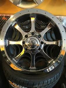 "Mag jante rim West Coast Chopper 20"" 8x170 400$ les 4"
