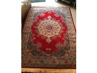 Sultan Silk Collection Rug £100