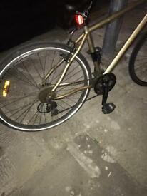 No brand bike