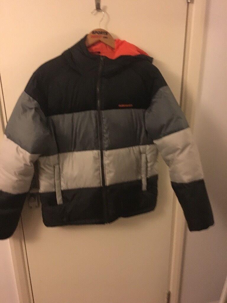 Quicksilver Puffer Jacket