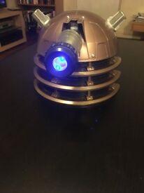 Dalek Helmet - voice changer