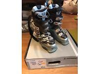 Ladies atomic ski boots