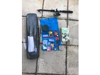 Junior fishing gear bundle