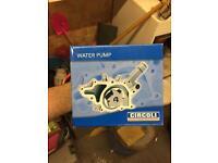Vw water pump