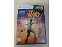 XBOX 360 Star Wars Kinect Game