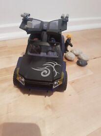 Playmobil spy vehicle