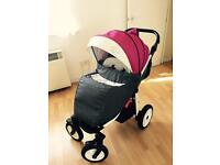 Pram Stroller pushchair Buggy
