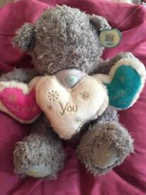 Me to you - Large - Love you Loads - Tatty Teddy