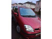 Cheap car for sale, in good condition, new breaks, and mot until June