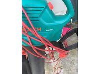 Garden blower and vacuum Bosch