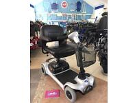 Invacare Lynx 4mph Small Car Boot / Pavement Scooter - New Batteries