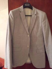 Topman suit jacket, size 38, £10