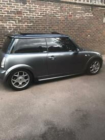 Mini Cooper s Hartge tuned