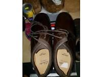 Clark wide feet