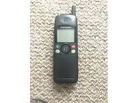 old mitsubishi phone