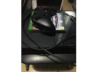 Xbox One 500gb (BLACK) OFFERSS immaculate condition 10 games
