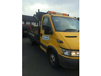 hi am sale mi iveco daily truck tipper 1 full years mot perfect condition