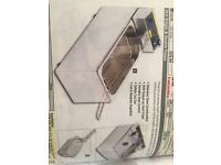 3ltr BUFFALO SINGLE FRYER. HARDLY USED FROM NEW. EXCELLENT CONDITION