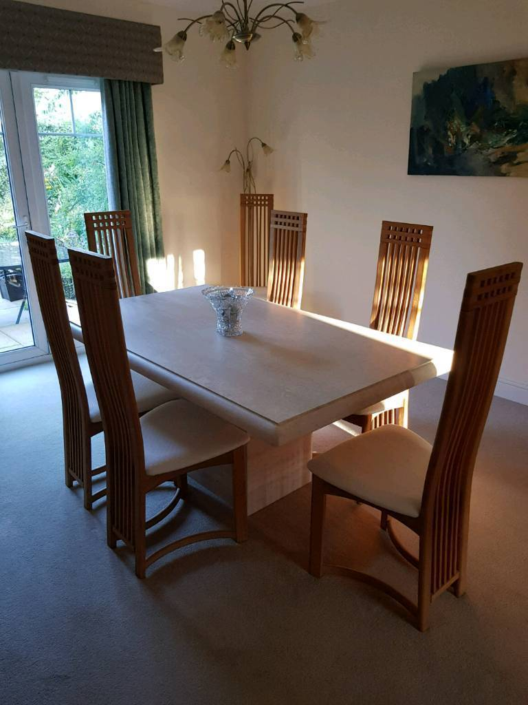 Marble Dining Room Table And Chairs Perth