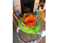 Roaring Rainforest Jumperoo