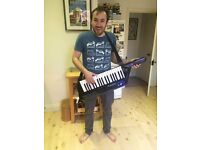 Keyboard player available - Indie-Folk-Rock-Pop - Backing vox