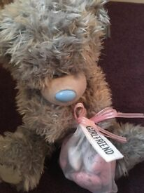Me to You Girlfriend Bear As new complete with tag RRP £25