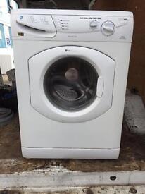 Hotpoint 6 kilo 1200 spin washing machine