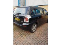 TOYOTA COROLLA VERSO SPARES OR REPAIRS