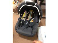 Infant car seat - Hauck winnie pooh design.