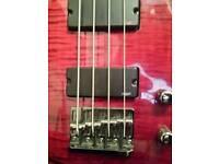 ESP LTD B 154DX BASS GUITAR