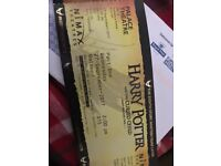 Harry Potter and the cursed child parts 1&2 x2 Tickets - price is for both