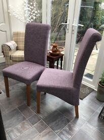 Pair of Dining Chair from Next