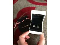 Genuine Pandora Earrings
