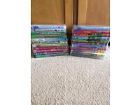 Peppa pig teletubbies in the night garden and more dvds