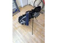 FULL set golf clubs + bag