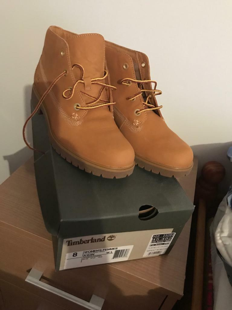 Brand new ladies Timberland Slim Nellie Chukka Boots Size 6 uk  26be1e5807
