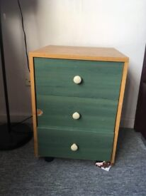 Bedside table for free