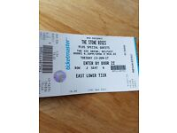 2 x Stone Roses Tickets SSE Arena Belfast