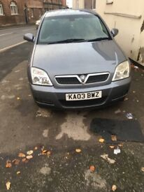 Vauxhall vectra 2.2sri